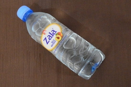 voda zala okus